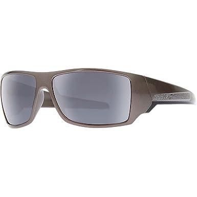 Harley Davidson Herren Sonnenbrille silber Satin-Silberfarben kzMAlmg