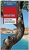 Baedeker SMART Reiseführer Kroatien: Perfekte Tage an der Adria und im grünen Hinterland