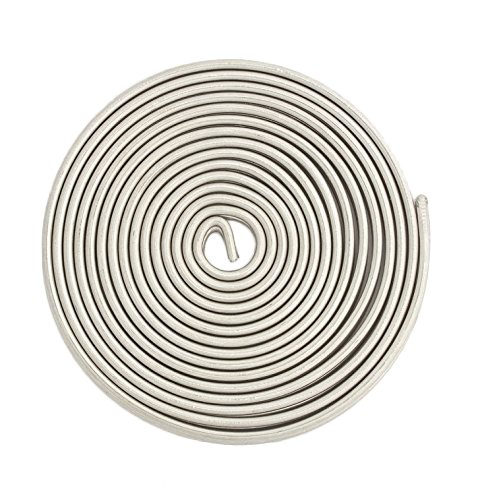 Clay Wire (Jack Richeson 400340 10-Gauge Armature Wire, 20-Feet by 1/8-Inch)