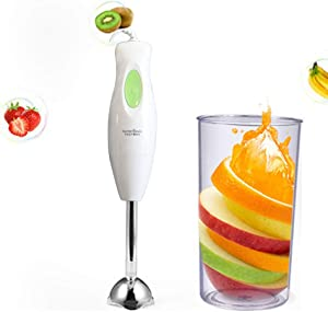 Electric Mixer Meat Grinder Mincing Machine Fruit Juicer Household Mixing Blender Hand-Held Kitchen Eggs Beater 300W 1Pc