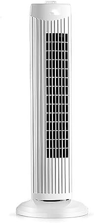Opinión sobre FHDF Silencioso Ventilador De Torre Portátil Oscilante Tower Fan3 Velocidades 3 Viento para El Hogar Y La Oficina Temporizador (Blanco, 71 CM)