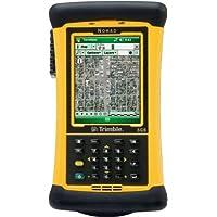 TRIMBLE NOMAD 900L RUGGED HANDHELD COMPUTER NUMERIC KEYPAD 806MHZ PROCESSOR 128 MB RAM/1GB FLASH MEMORY 5200 MAH LI-ION BATTERY YELLOW WIN MOBILE 6.1 BLUETOOTH WI-FI GPS CF AND SD PORTS [nmdaey-111-00]