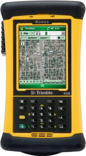 00 Mobile Pc Navigation (Trimble Navigation Nomad 900B Rugged Handheld Computer Numeric Keypad 806MHz Processor, 128MB RAM/512MB Flash, 5200mAh Lithium-ion Battery NMDAAG-111-00 by Trimble Navigation)