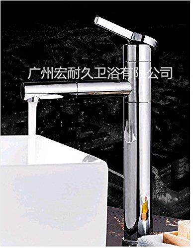 Ddlli Hd-Zg0927 Bath Fittings for Kitchen Sinks F6 Lavatory Tap 360 Degree redating Raising Tap