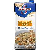 SwansonChicken Broth, 32 oz. Carton