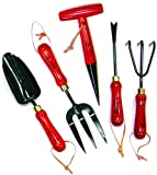 The Rumford Gardener OXF3000 Oxford 5-Piece Garden Tool Set