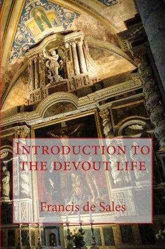 Download Introduction to the devout life pdf epub