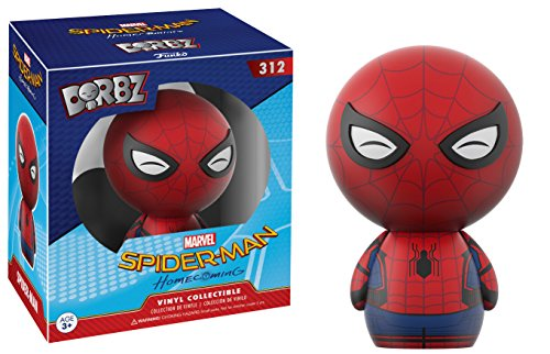 Funko Dorbz Spider-Man Homecoming Spider-Man New Suit (Styles May Vary) Action Figure - http://coolthings.us
