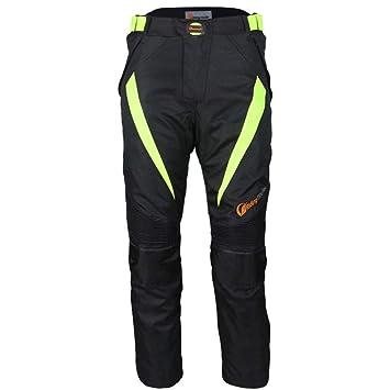 HBRT Pantalones de Montar en Moto de Invierno para el Verano ...