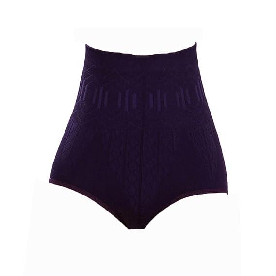 Body Shaper Underwear High Waist Slimming Shapewear Tummy Control Briefs 8-18 UK