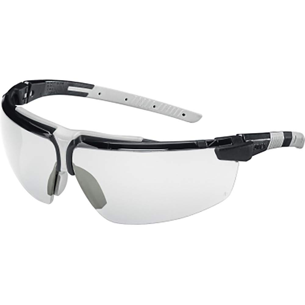 Uvex i-3 Safety Glasses Metal-free Protective Spectacles with Clear Lenses Eye Protection UV 400