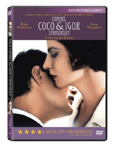 DVD   Coco Chanel and Igor Stravinsky ( ede5a59caf1