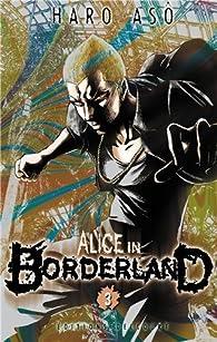 Alice in Borderland, tome 3 par Haro Asô