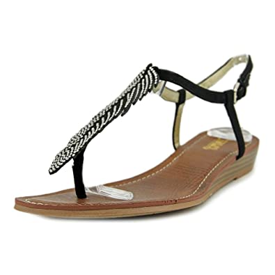 Womens Sandals CARLOS by Carlos Santana Farrah Black