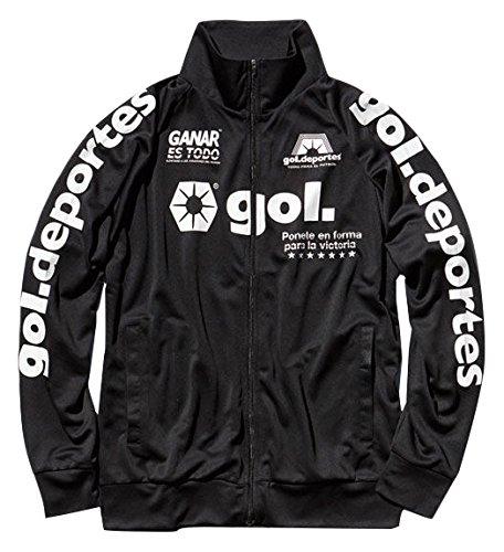 拷問通行料金視線gol. (ゴル) ジャージ トップ 1.3 G553-247