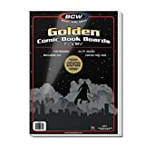 Amazon Price History for:BCW-BBGOL -Golden Age Size Comic Backing Boards - (100 Boards)