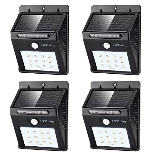 Wall Mountable Solar Lights