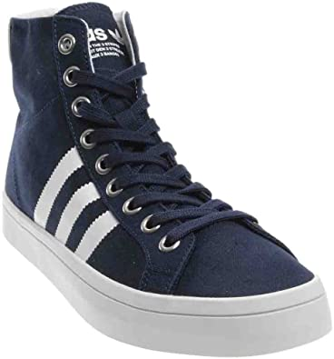 fe9022396528 Adidas Mens CourtVantage MID Fashion Sneakers (11
