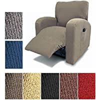 Orly's Dream Pique Stretch Fit Furniture Chair Recliner...