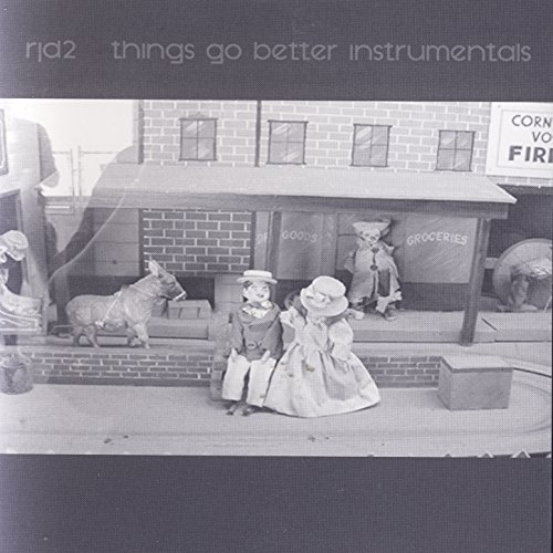 Things Go Better: Instrumentals