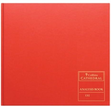 Collins 150/7.1 - Libro contable (96 páginas, 41 líneas por página,