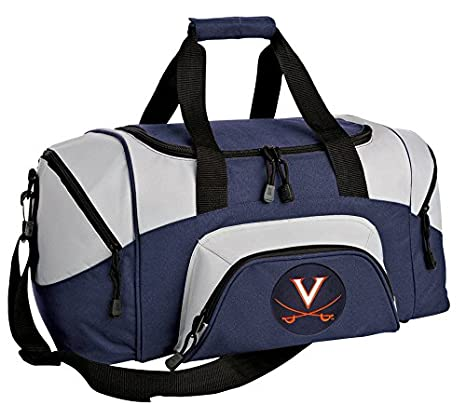 573a86a7a8 Amazon.com   Broad Bay Small University of Virginia Gym Bag Deluxe ...