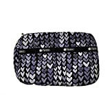 Lesportsac Essential Cafe Convertible (Painted Hearts Blue)