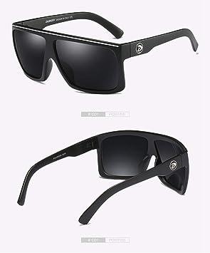 HUWAIYUNDONG Gafas De Sol,Diseño De Moda Polarizado HD Gafas ...