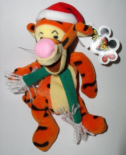 Christmas Tigger Bean Bag