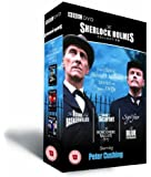 The Sherlock Holmes Collection (Peter Cushing) Collection [3 DVDs] [UK Import]