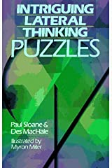 Intriguing Lateral Thinking Puzzles Paperback
