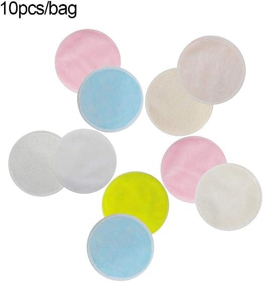 Discos Desmaquillantes Reutilizables Lavables Algodon Organico ...