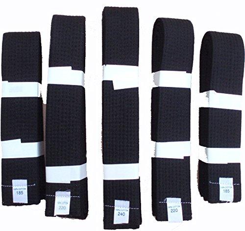 Las artes marciales–cinturones de superior negro Sportsupply.org
