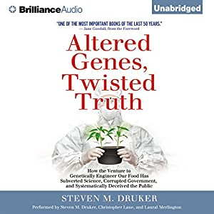 Altered Genes, Twisted Truth Audiobook