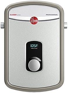 Astonishing Ecosmart Eco 27 Electric Tankless Water Heater 27 Kw At 240 Volts Wiring Digital Resources Zidurslowmaporg
