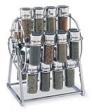 Olde Thompson 20-Jar Ferris Wheel Spice Rack