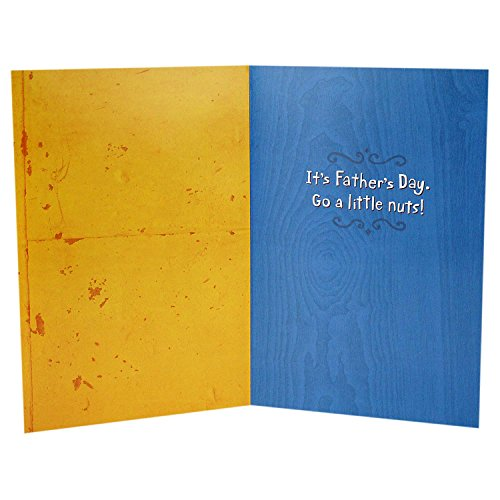 Hallmark Funny Father's Day Greeting Card with Sound (Plays