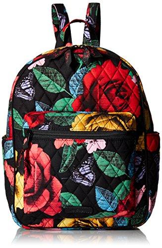 Vera Bradley Leighton Backpack, Havana Rose