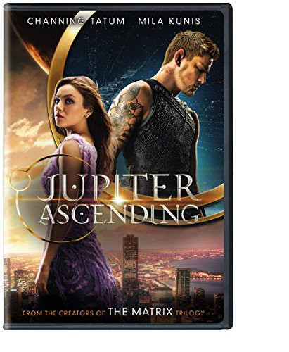 DVD : Jupiter Ascending (Eco Amaray Case)
