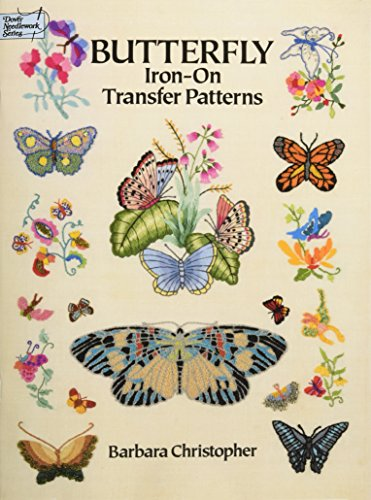 (Butterfly Iron-on Transfer Patterns (Dover Iron-On Transfer Patterns))