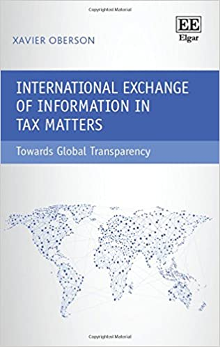Book International Exchange of Information in Tax Matters: Towards Global Transparency