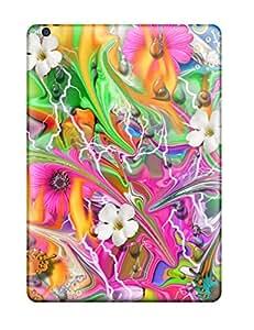 BxGHtAN9150auSZq Faddish Funky Floral Abstract Case Cover For Ipad Air
