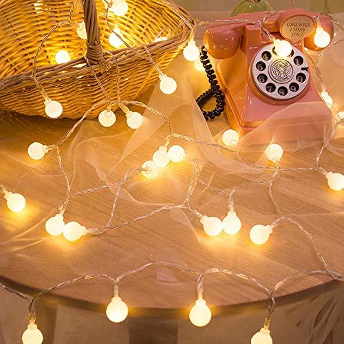 Christmas Ball Led Lights in US - 6