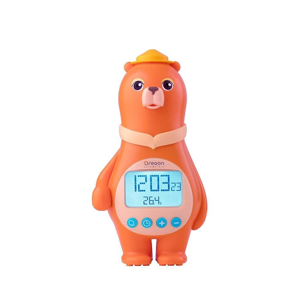 Oregon Scientific BC100 - Reloj despertador infantil digital radio ...