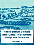 img - for Residential Canals and Canal Networks: Design and Evaluation book / textbook / text book