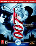 James Bond 007: Everything or Nothing - Official Strategy Guides