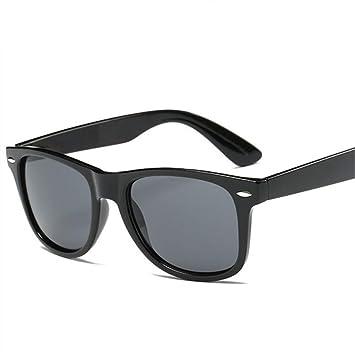 FSJCB Gafas De Sol Mujeres Hombres Gafas De Sol Gafas Negras ...