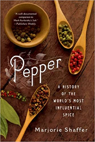 Pepper: A History of the World's Most Influential Spice price comparison at Flipkart, Amazon, Crossword, Uread, Bookadda, Landmark, Homeshop18