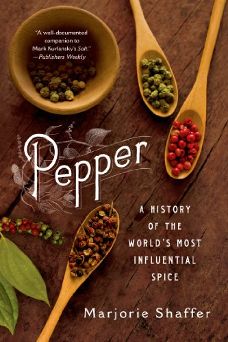 Peppers Gems (Pepper: A History of the World's Most Influential Spice)