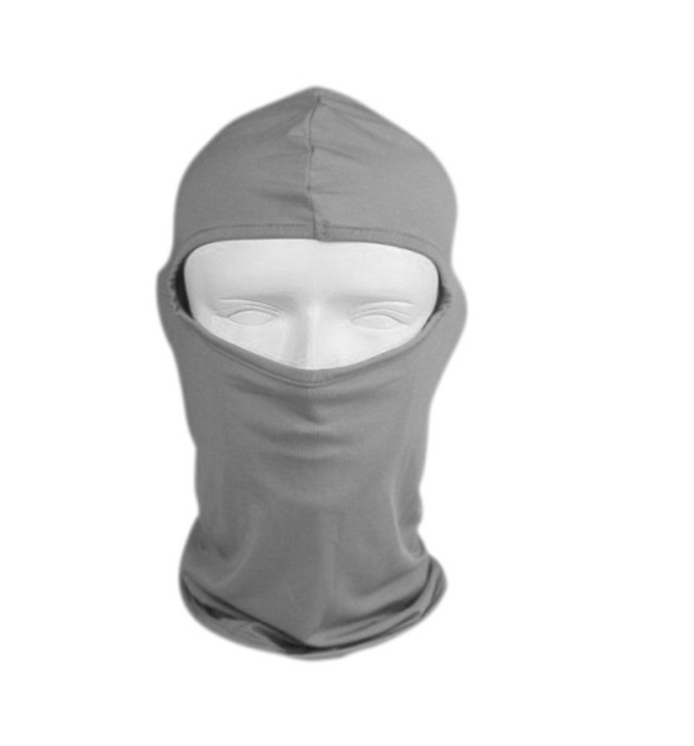 SPHTOEO Motorcycle Cycling lycra Balaclava Full Face Mask For Sun UV Protection